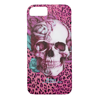 Pretty in Punk Shocking Leopard Products! thnx PJ iPhone 7 Case