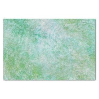 Pretty Mint Green Watercolor Simple Modern Tissue Paper