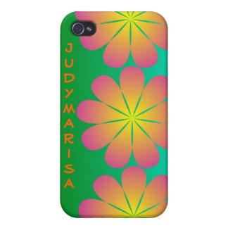 Pretty Petals iPhone 4/4S Cases