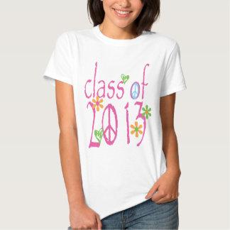 Pretty Pink Class OF 2013 T Shirt
