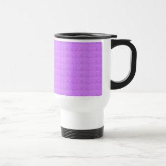 Pretty Purple Pattern Mug