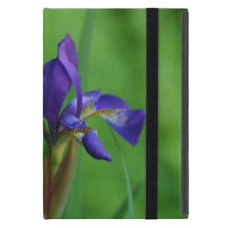 Pretty Siberian Iris Cases For iPad Mini