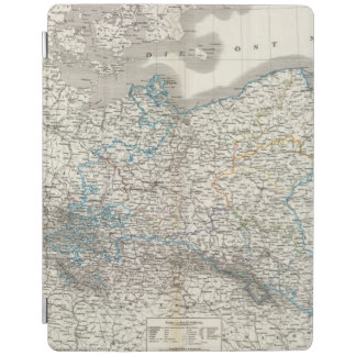 Preussische Staate - Prussian State iPad Cover