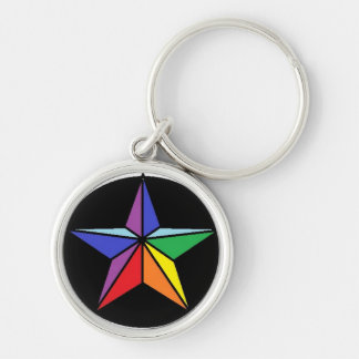 Pride Key Ring