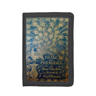Pride & Prejudice Peacock Wallet