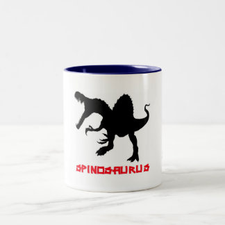 PrimalBeasts Spinosaurus Coffee Mug