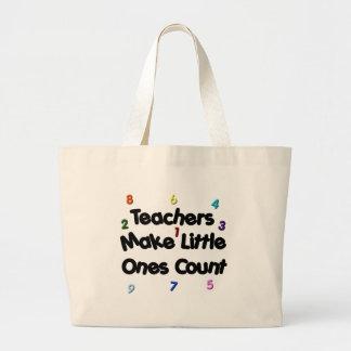 Primary Teacher Tote Canvas Bag