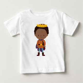 Prince Amir from Fairy Tale Kingdom Baby T-Shirt
