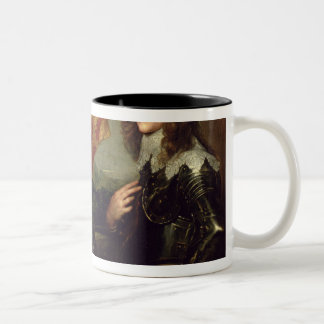 Prince Charles Louis  Elector Palatine Two-Tone Coffee Mug