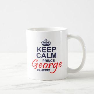 Prince George is Here Coffee Mug