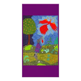 Prince Ivan & the Firebird Card
