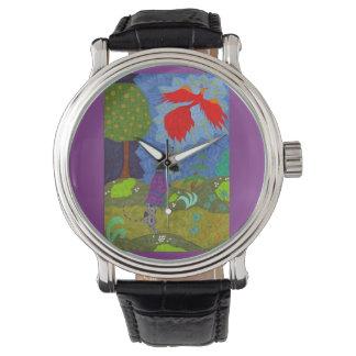 Prince Ivan & the Firebird Wrist Watches