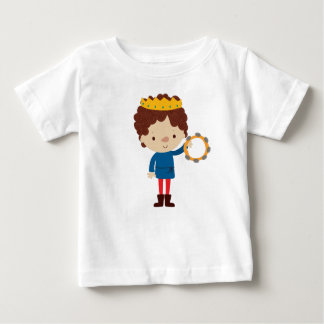Prince Matthew from Fairy Tale Kingdom Baby T-Shirt