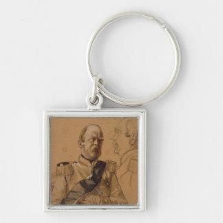 Prince Otto von Bismarck Key Ring