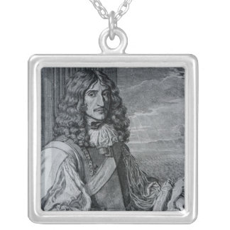 Prince Rupert of the Rhine Silver Plated Necklace
