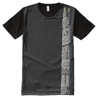 Prince Rupert T-shirt Native Totem Shirt Custom