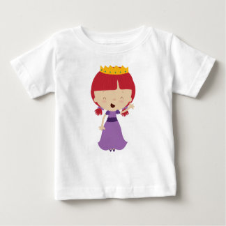 Princess Abbie from Fairy Tale Kingdom Baby T-Shirt