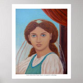 Princess Aldonza Mudor Poster