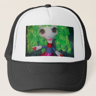 """Princess Alyssa"" Smartz Doll Trucker Hat"