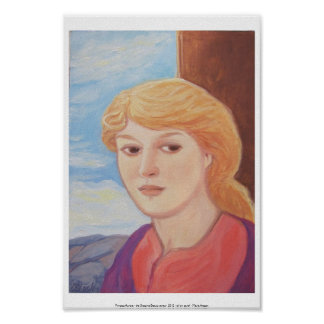 Princess Aurora Poster