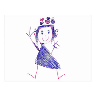 Princess Carolina Post Card