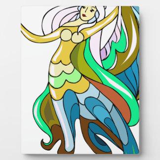 Princess Dancer Plaque