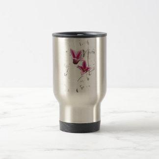 Princess Diana Clematis Travel Mug