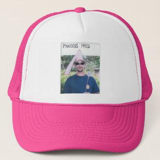 Princess Fred Trucker Hat