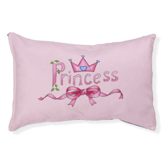 Princess Indoor Dog Bed