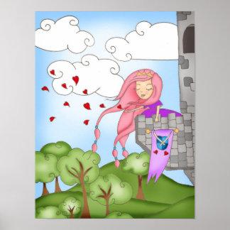 Princess Love - Poster
