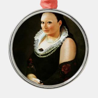 Princess Maria Christmas Ornament