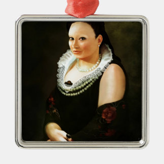 Princess Maria Christmas Ornament