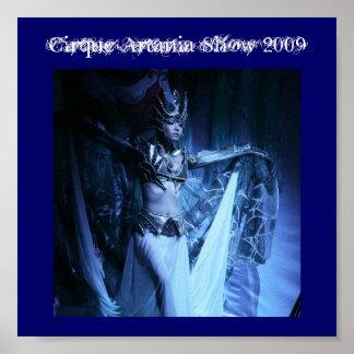 Princess of Cirque Artania Print