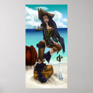 Princess of the Seas Poster