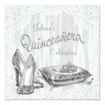 Princess Quinceanera Custom Invites