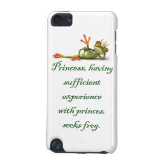 Princess Seeks Frog iPod iPod Touch (5th Generation) Cover