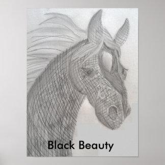Princess Toytastic's Black Beauty Poster