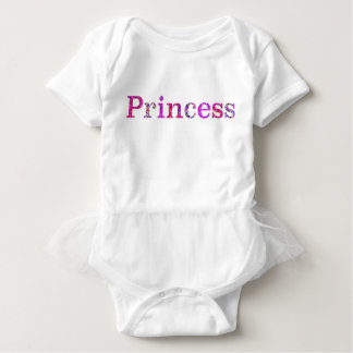 Princess Tutu Baby Bodysuit