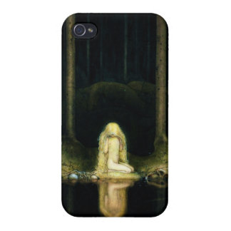 Princess Tuvstarr iPhone 4 Cases