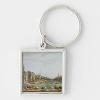 Principal Square in Grand Cairo, with Murad Bey's Key Ring