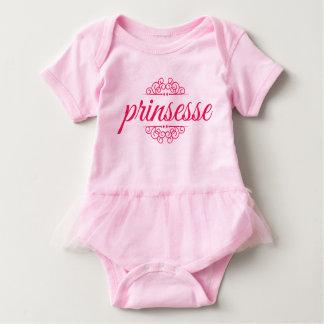 Prinsesse DK Baby Bodysuit