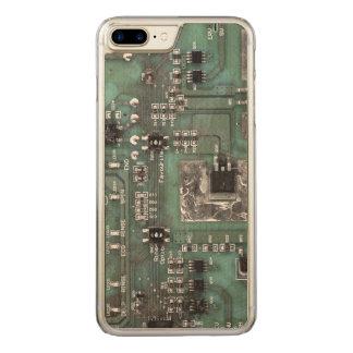 Printed Circuit Board iPhone Carved iPhone 8 Plus/7 Plus Case