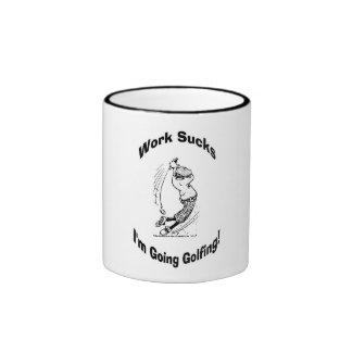 Priorities Ringer Mug