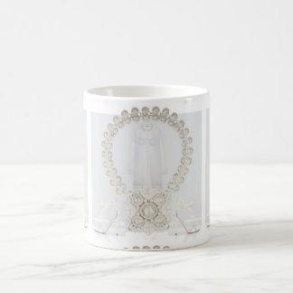 Pristine White Dress Mug