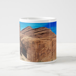 Private Arch Arches National Park Large Coffee Mug