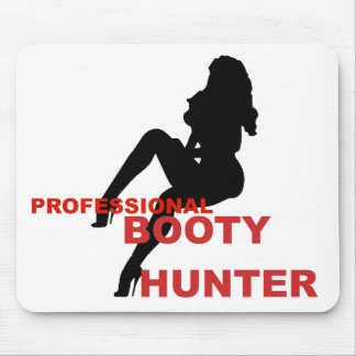 Pro Booty Hunter Mouse Pad