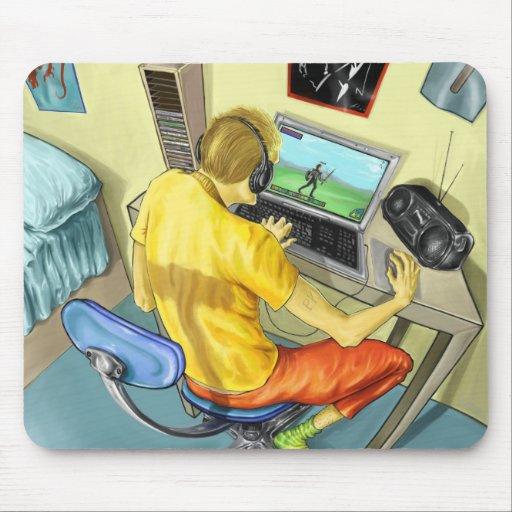 Pro Gamer Design Mousepad