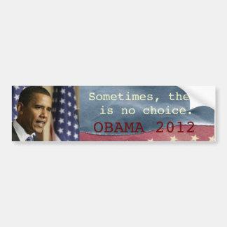 Pro obama bumper  stickers