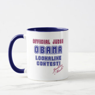 Pro Obama Mug
