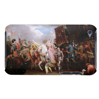 Procession to the Roiall Justs Holden in Smithfiel iPod Touch Cases